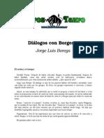 Borges, Jorge Luis - Dialogos Con Borges.Doc