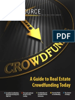 A Guide to Real Estate  Crowdfunding Today