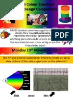 ks3 colour spectrum hat comp