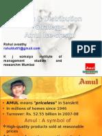 sales and distribution amul icecreams