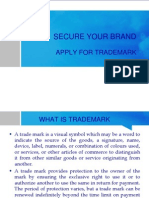 Secure Your Brand-Trademark Registration