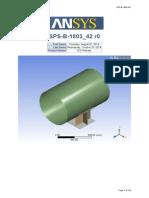 SPS-B-1803_42 Mechanical Report r0