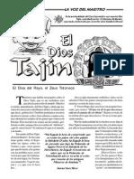 EL+DIOS+TAJIN