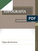 TOPO Clase3.4 TipoErrores