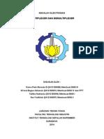 Makalah Multiplexer-Demultiplexer