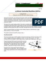 IB1152 Troubleshooting Silicon Controlled Rectifiers(SCR's) 633821542922955648