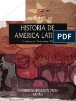 Leslie Bethell - Historia de América Latina, Tomo Xiii