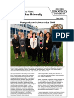 Graduate School News-Dec 2009