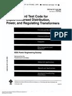 Copy (2) of IEEE C57.12.90 Test P0WER Transf.