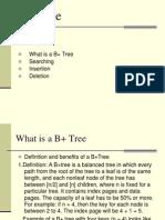 B+tree-Example