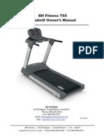 Treadmill Owner Manual