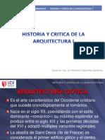 Arquitectua Gótica