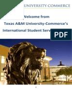 New International Student Guidebooks