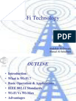 wi-fi tech