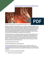 Zece Mituri Despre Poliartrita Reumatoida
