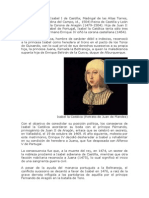 Isabel La Catolica- Azorin