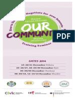 Детальніша інформація про семінар