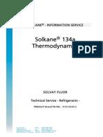 Solvay R134a