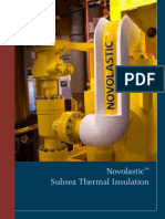 FMC - Novolastic Subsea Thermal Insulation_LOW RES