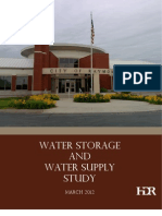 Water Supp _water Storage