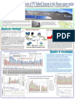 Performance evaluation of the PV Hybrid system at the Noyon village, Poster by Amar