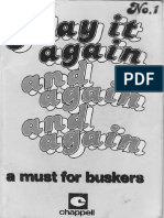 A Must for Buskers (Vol. 1)