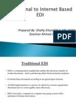 EDI Presentation