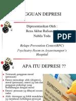 Presentasi RPC Gangguan Depresi