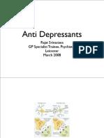Anti depressants