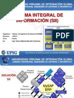 Sistemas de Información Integral SII