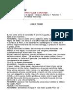Contro Felice manicheo - Agostino.pdf