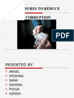 Measures to Reduce Corruption Final[1]
