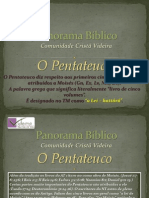 Panorama Bíblico - Gênesis - Videira 1