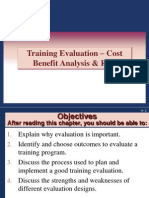 11. Training Evaluation