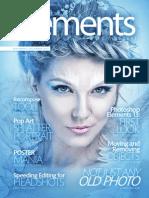 Photoshop Elements Vol 11 (Nov-Dec)