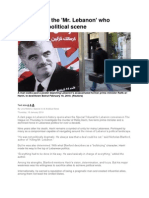 Rafiq Hariri, the 'Mr. Lebanon' who dominated political scene.docx