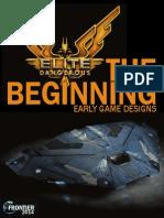 Elite Dangerous Designs