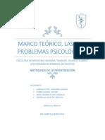 Las TIC y Problemas Psicológicos