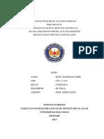 laporan fikaLaporan Penentuan Kadar Besi Secara Spektrofotometrir
