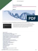 DNA Protocols & Applications