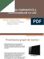 Analiza Comparativă a Televizoarelor Cu Led