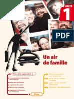 Dossier 1, Un Air de Familie