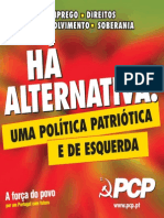 2014/10 Folheto Pcp Ha Alternativa