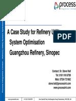 Sinopec Case Study