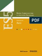 Diseño Curricular Para Escuela Secundaria- Orientacion Arte