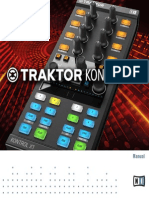 Traktor Kontrol X1 MK2 Manual English