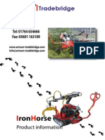 IronHorse Prod.info