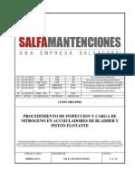 137467-HID-P002 INSPECCION Y CARGA DE NITROGENO EN ACUMULADORES DE BLADDER Y PISTON FLOTANTE rev 5.pdf