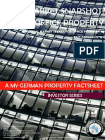 Historical market trends for office properties in East Germany- an investors guide