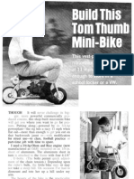 Tom Thumb Mini Bike
